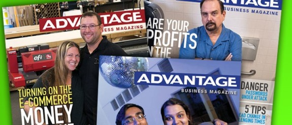ADVANTAGE Business Magazine
